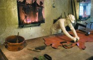 A journey to discover the  global tradition of tannery: the Igualada Leather Museum (Spain). By Marchetto Pellami