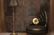 London: very luxurious leather interiors